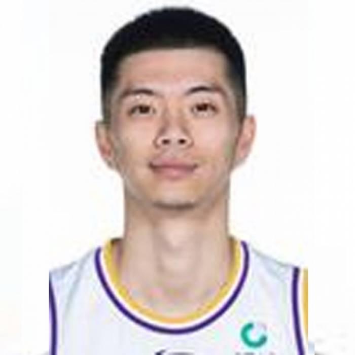 Photo of Zirui Wang, 2019-2020 season