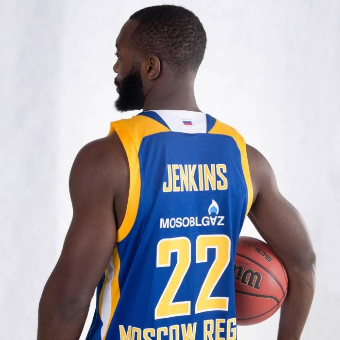 Photo de Charles Jenkins, saison 2017-2018