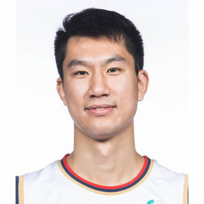 Photo of Changchun Yu, 2019-2020 season