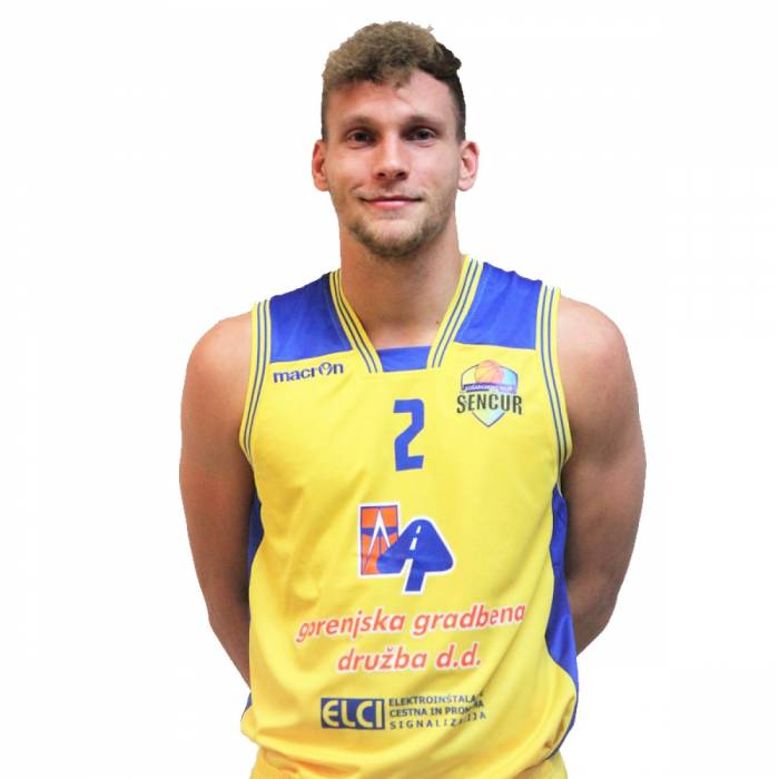 Photo of Andraz Rogelja, 2019-2020 season