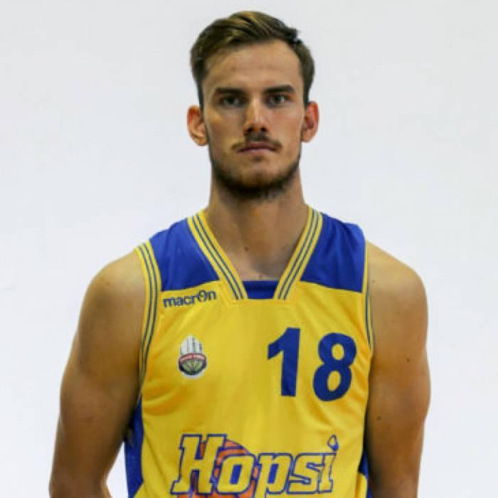 Photo of Sebastjan Borse, 2018-2019 season