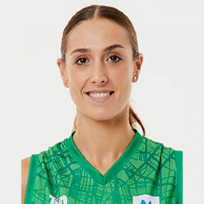 Photo of Tamara Abalde, 2020-2021 season
