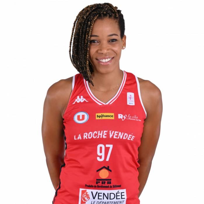 Photo of Marielle Amant, 2019-2020 season