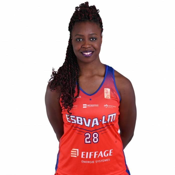 Photo de Christelle Diallo, saison 2019-2020