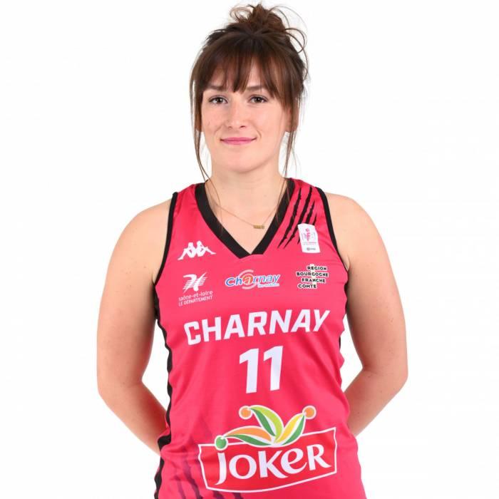 Foto de Pauline Lithard, temporada 2019-2020
