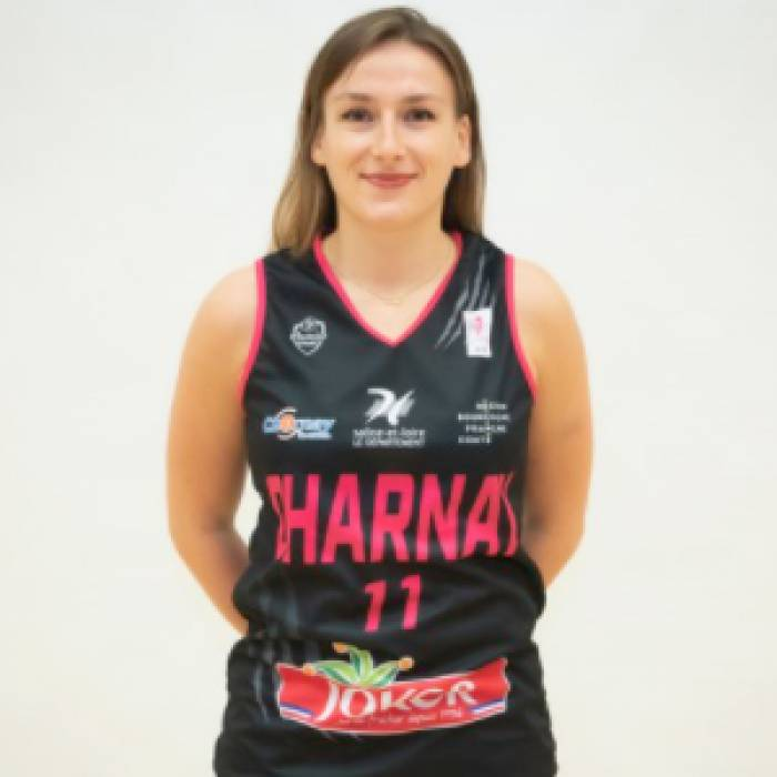 Foto de Pauline Lithard, temporada 2020-2021
