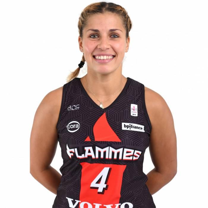 Photo of Amel Bouderra, 2019-2020 season
