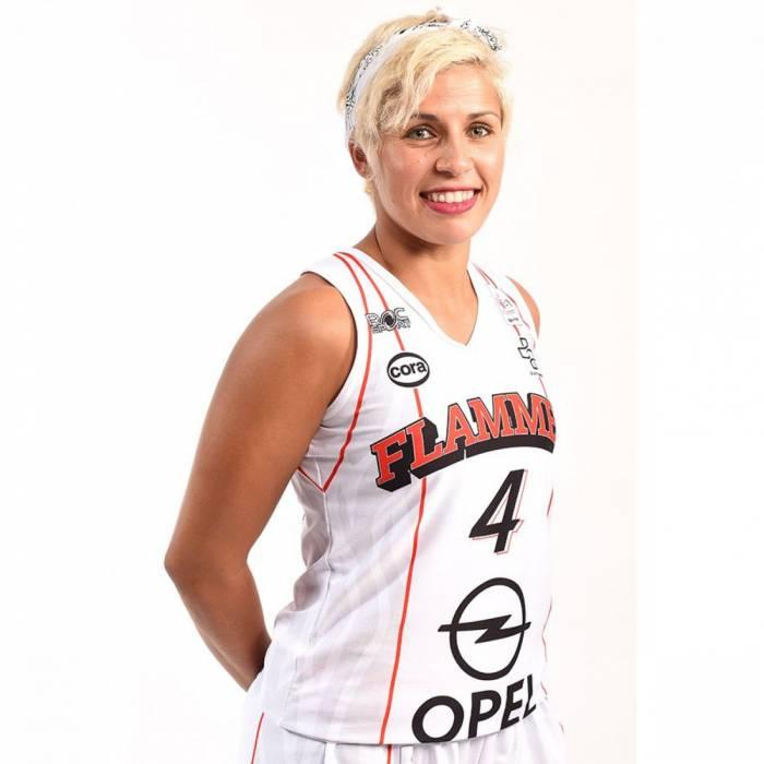 Photo of Amel Bouderra, 2020-2021 season