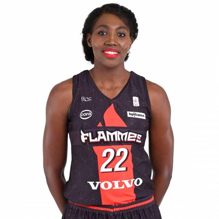 Photo of Djene Diawara, 2019-2020 season