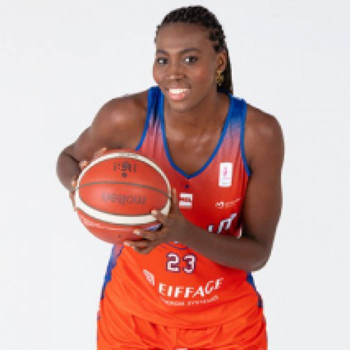 Photo of Djene Diawara, 2020-2021 season