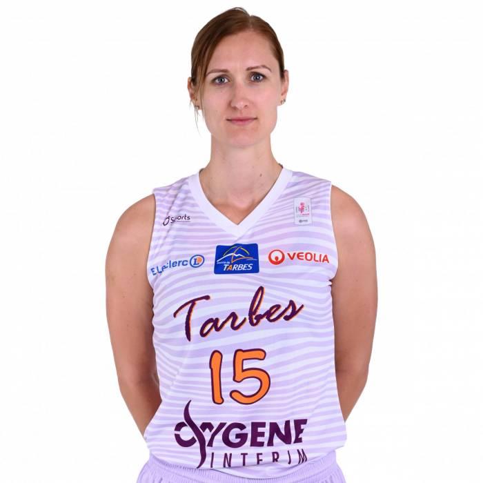 Foto de Valeriya Berezhynska, temporada 2019-2020