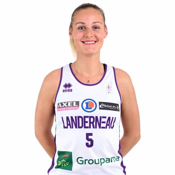 Photo of Virginie Bremont, 2019-2020 season