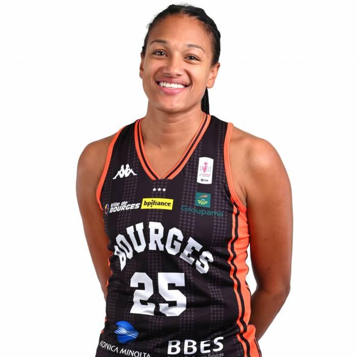 Photo of Marissa Coleman, 2019-2020 season