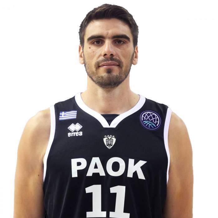 Photo de Vangelis Margaritis, saison 2019-2020