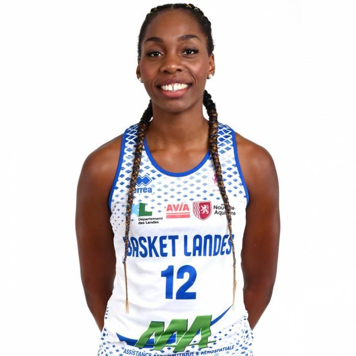 Photo of Marie-Bernadette Mbuyamba, 2019-2020 season