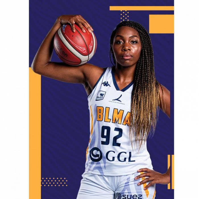 Photo of Marie-Bernadette Mbuyamba, 2020-2021 season