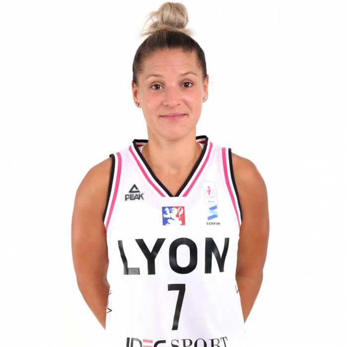 Photo de Ingrid Tanqueray, saison 2019-2020