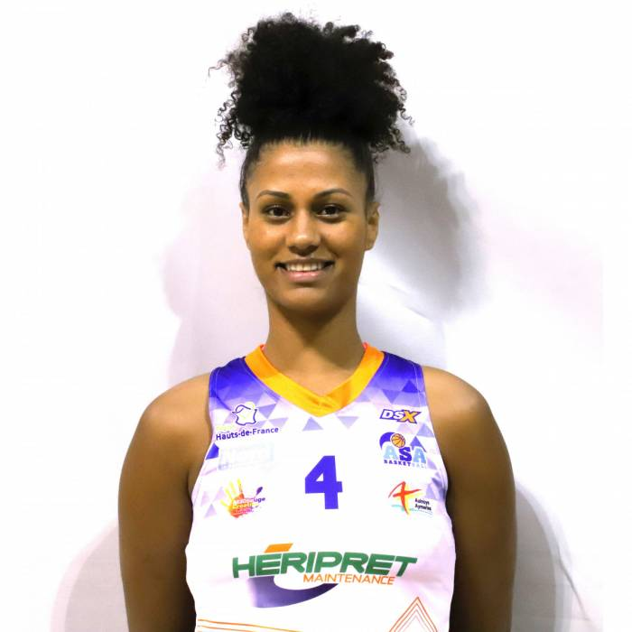 Foto di Florine Basque, stagione 2019-2020