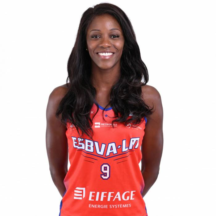 Photo of Johanne Gomis, 2019-2020 season