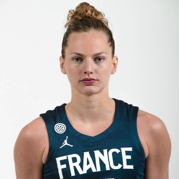 Photo de Marine Johannes, saison 2018-2019