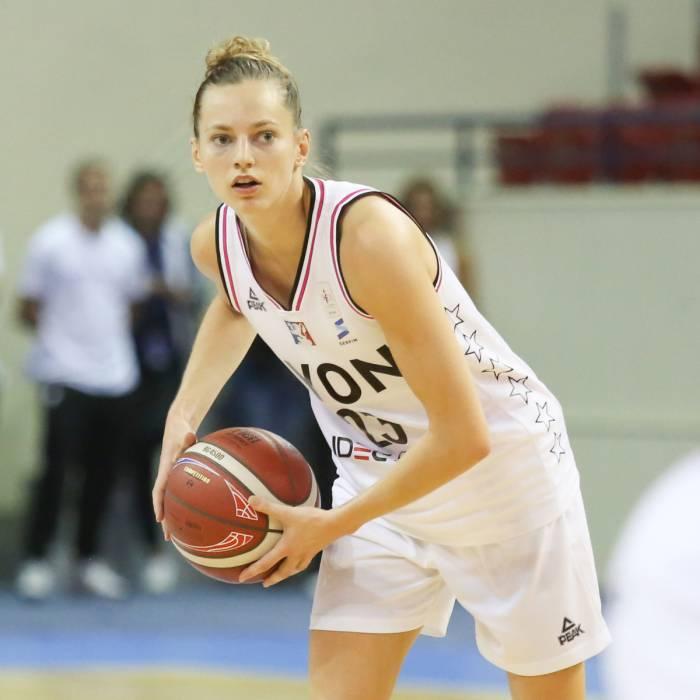Photo de Marine Johannes, saison 2019-2020