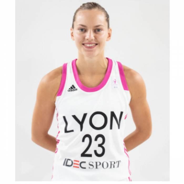 Photo de Marine Johannes, saison 2020-2021