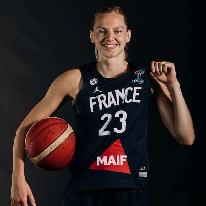 Photo of Marine Johannes, 2021-2022 season