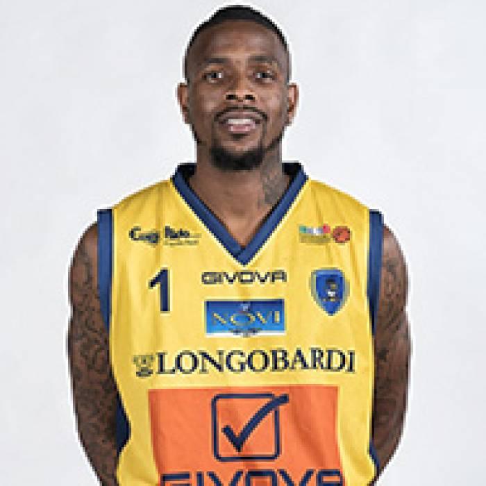 Photo of Anthony Miles, 2019-2020 season