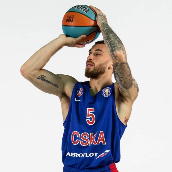 Photo de Mike James, saison 2019-2020