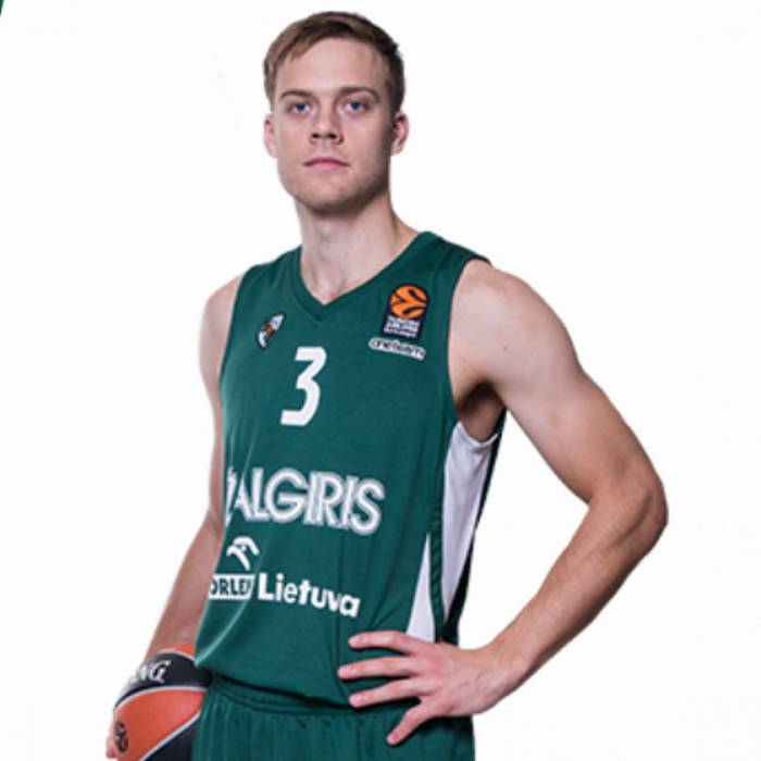 Photo of Nate Wolters, 2018-2019 season