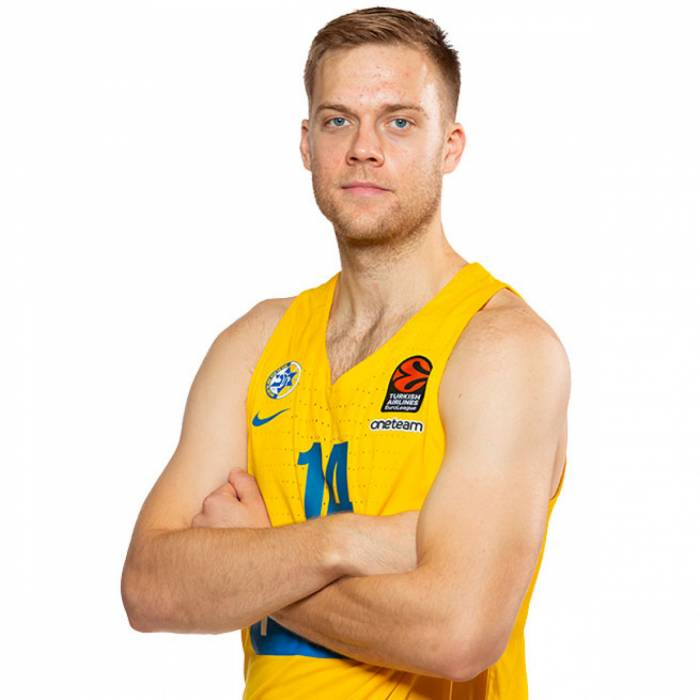 Photo of Nate Wolters, 2019-2020 season