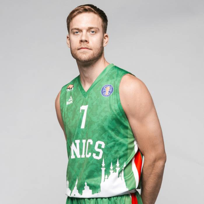 Photo of Nate Wolters, 2020-2021 season