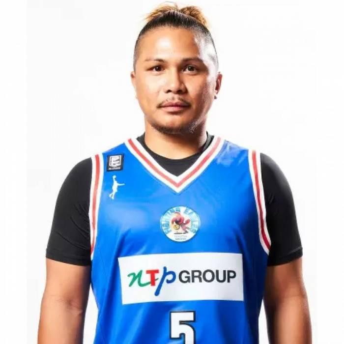 Photo de Edward Yamamoto, saison 2019-2020