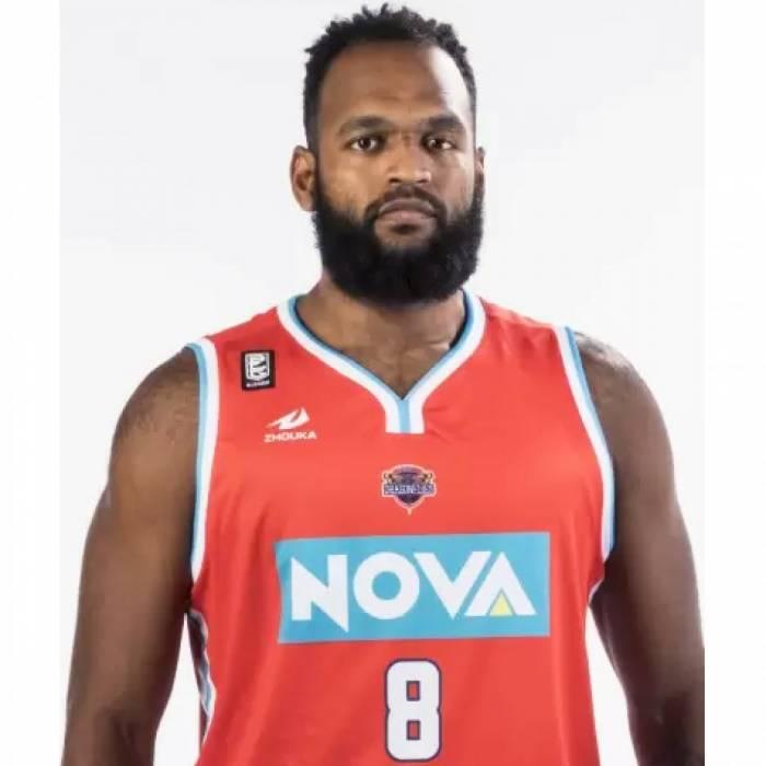 Photo de Gregory Echenique, saison 2019-2020