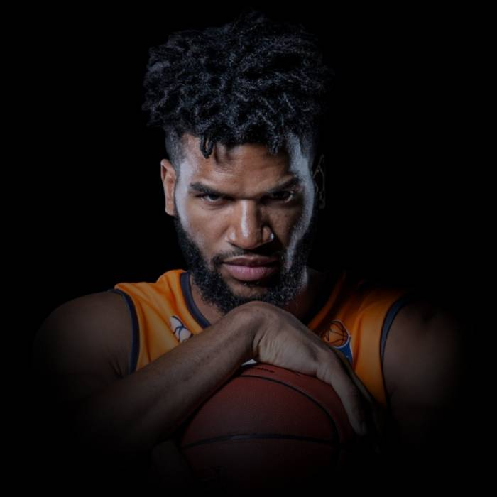 Photo de Dwayne Evans, saison 2018-2019
