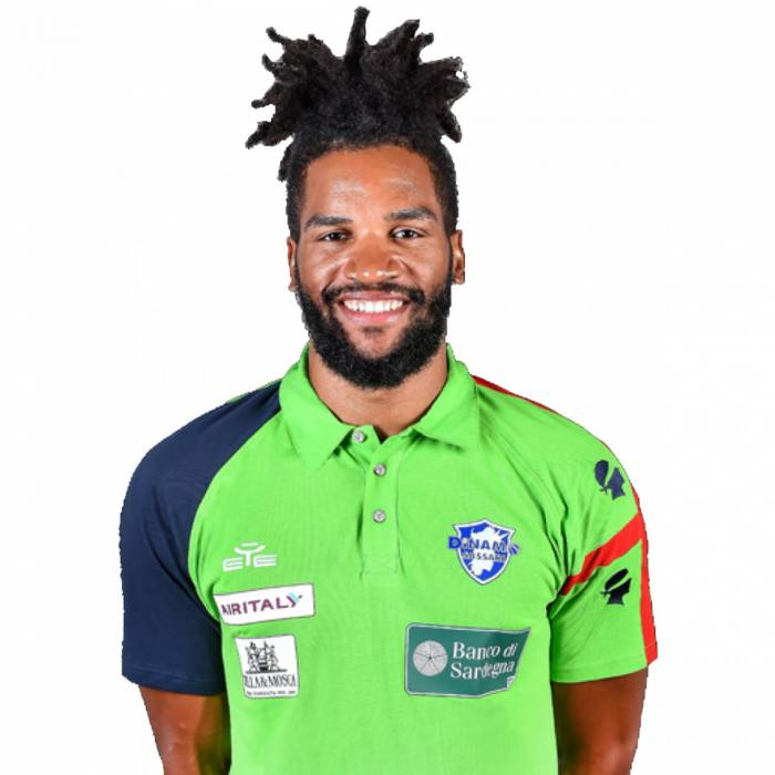 Photo de Dwayne Evans, saison 2019-2020