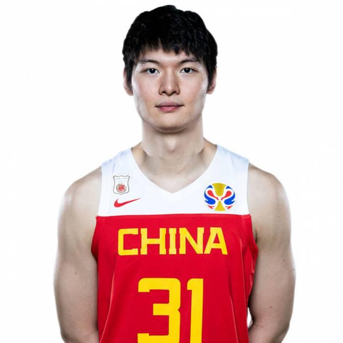 Photo of Zhelin Wang, 2019-2020 season