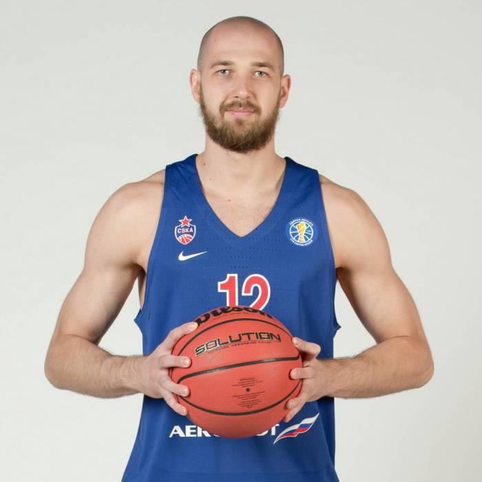 Photo de Pavel Korobkov, saison 2017-2018