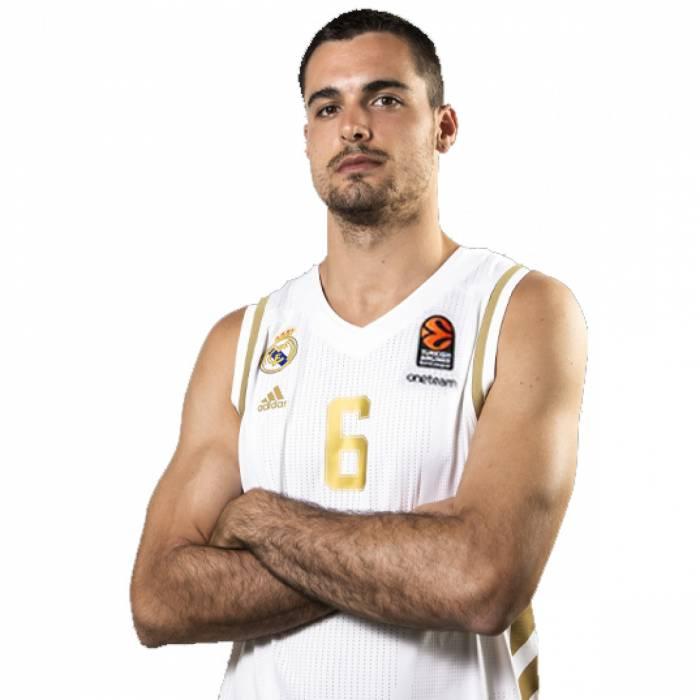 Photo of Alberto Abalde, 2020-2021 season