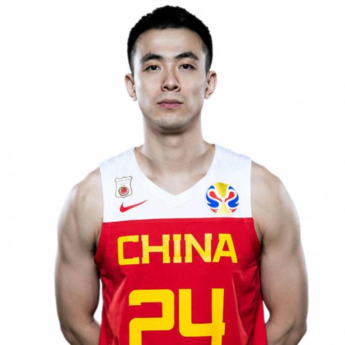 Photo of Jiwei Zhao, 2019-2020 season