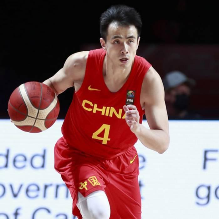 Photo of Jiwei Zhao, 2021-2022 season
