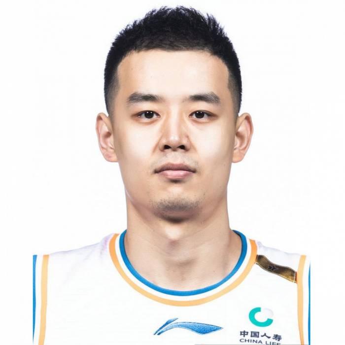Zhengbo Wang nuotrauka, 2019-2020 sezonas