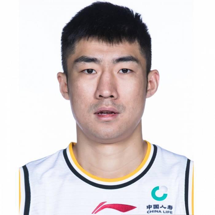 Photo of Xiaopeng Guo, 2019-2020 season