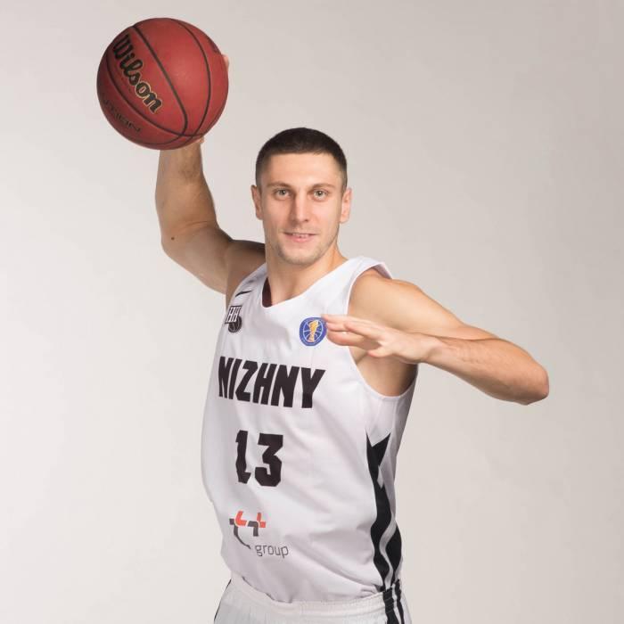 Photo of Dmitry Uzinsky, 2017-2018 season