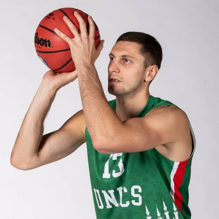 Photo of Dmitry Uzinsky, 2019-2020 season