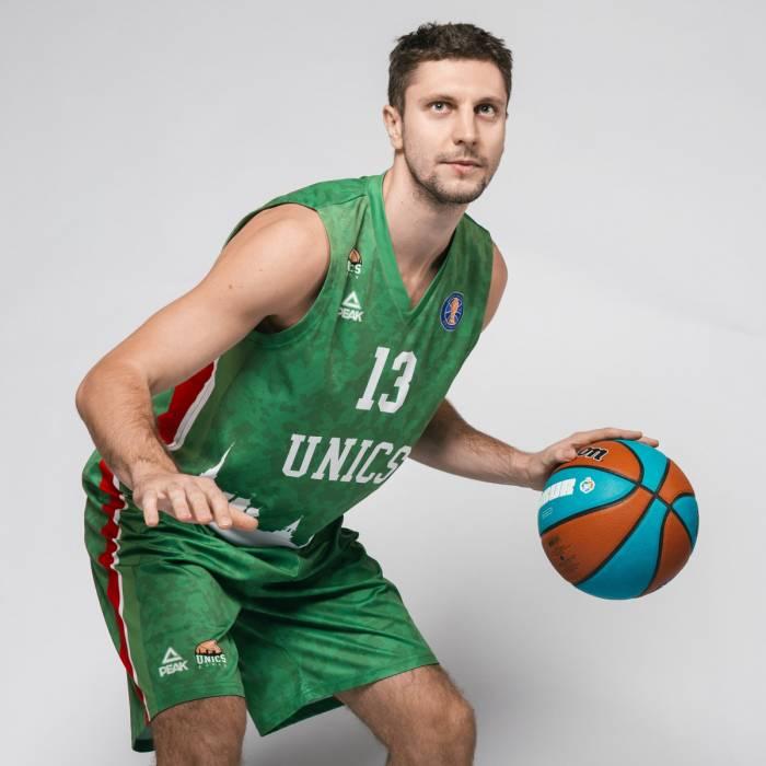 Photo of Dmitry Uzinsky, 2020-2021 season