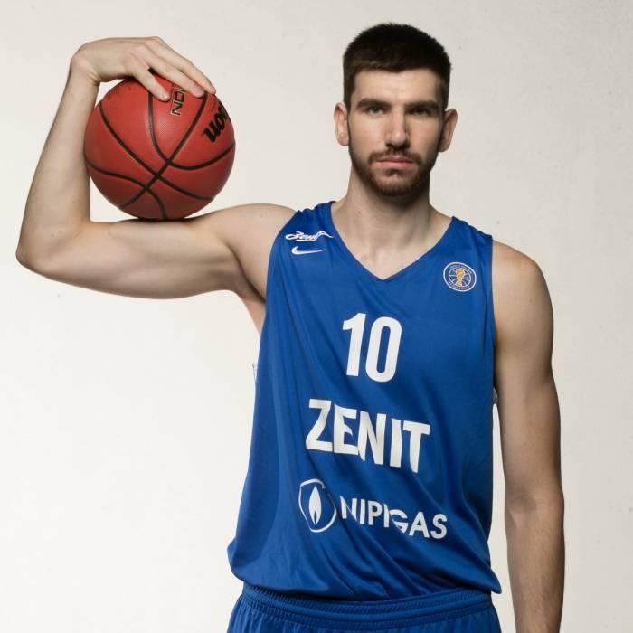 Photo de Andrey Desiatnikov, saison 2018-2019