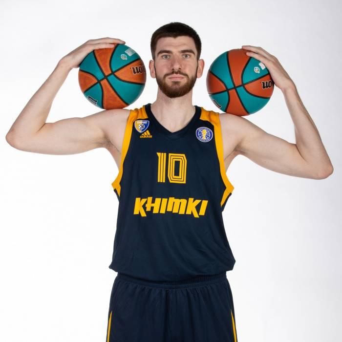 Photo de Andrey Desiatnikov, saison 2020-2021