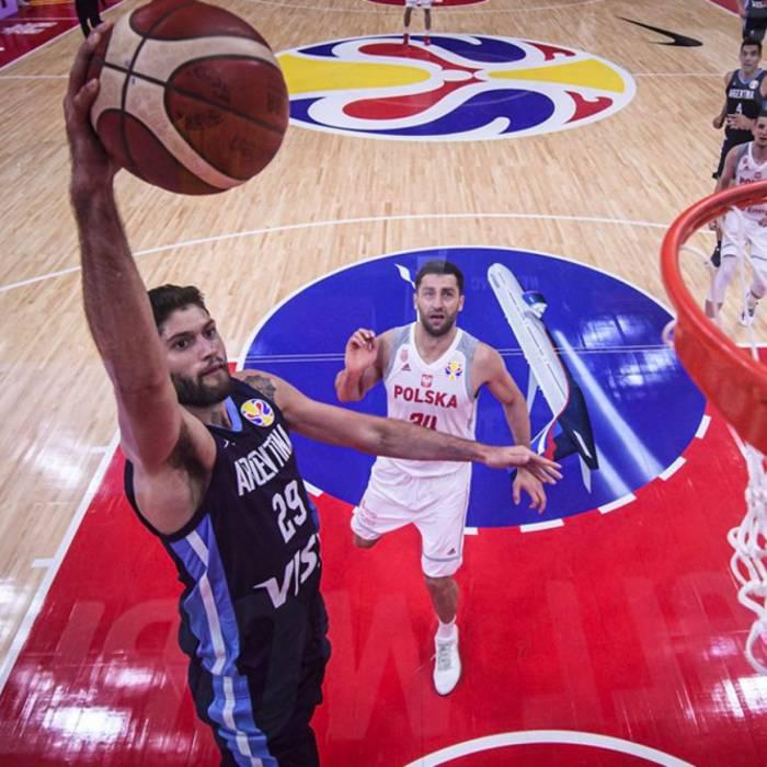 Foto de Patricio Garino, temporada 2019-2020