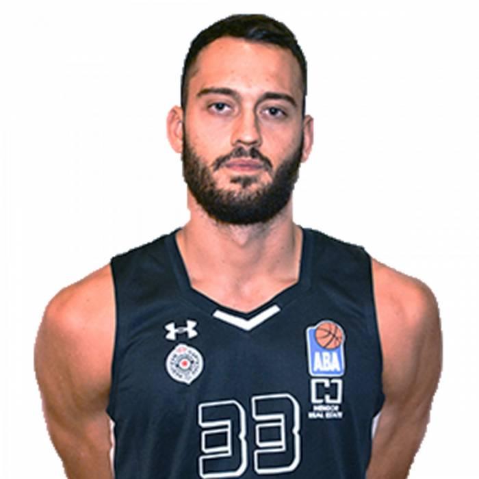 Foto de Stefan Jankovic, temporada 2018-2019